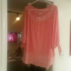 NWT Coral top